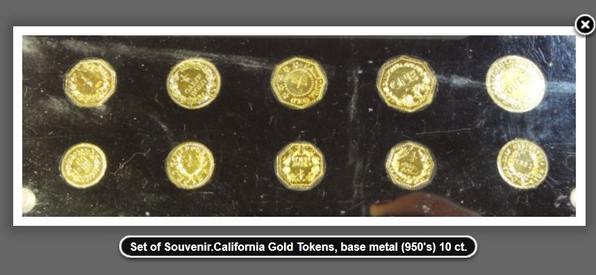 California Gold, real, replica and fake | Proxiblog's Top