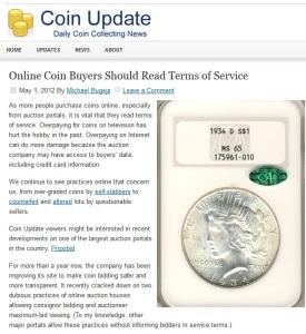 coin news update
