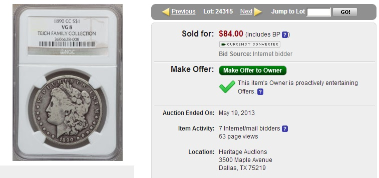 PCGS | Proxiblog's Top Online Coin Auctions | Page 2