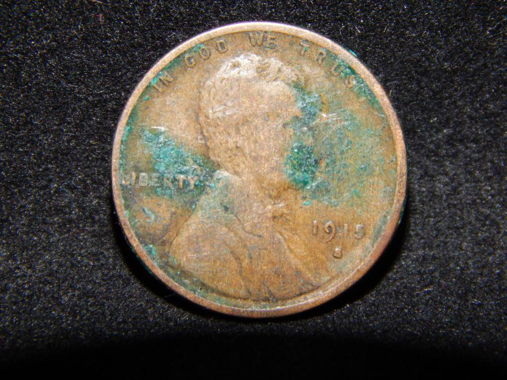 Some Pvc Damaged Coins Can Be Cleaned Proxiblog S Top