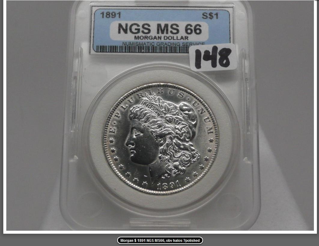 Kurt Krueger | Proxiblog's Top Online Coin Auctions